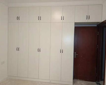 衣柜定制案例